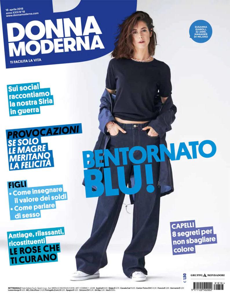 Donna Moderna 04.2018