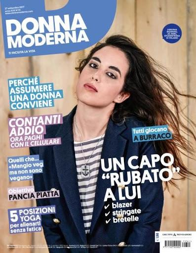 Donna Moderna 09.2017